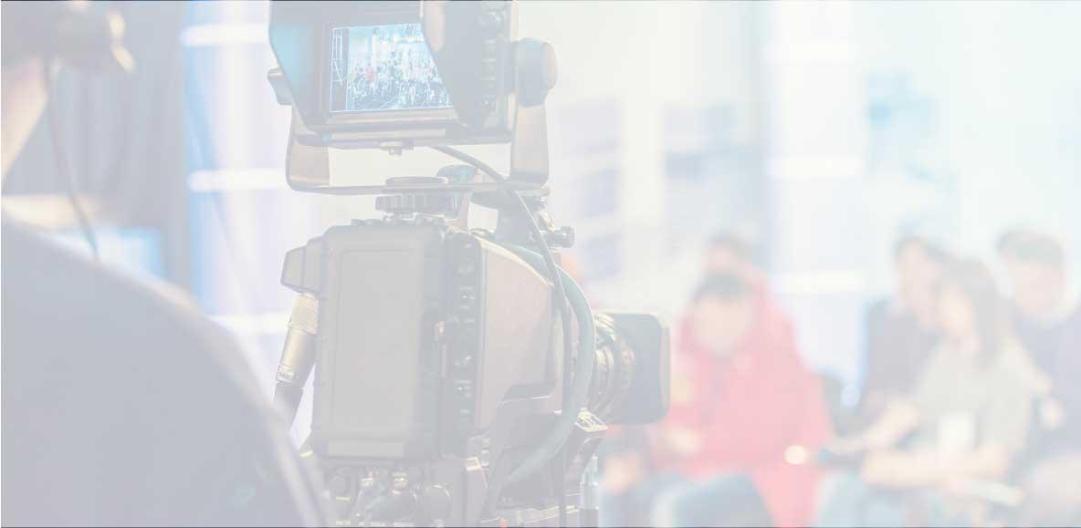 イベント撮影、映像編集などを制作会社へ依頼して、色褪せない魅力的な映像に仕上げるためのポイントをご紹介