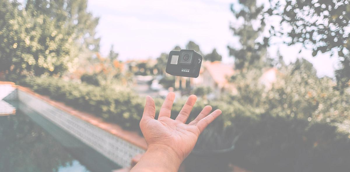 【2020年版】アクション動画を撮影するならこのカメラ!おすすめ5選
